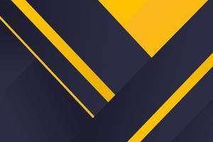 Geometric Material Yellow Blue 4k Wallpaper