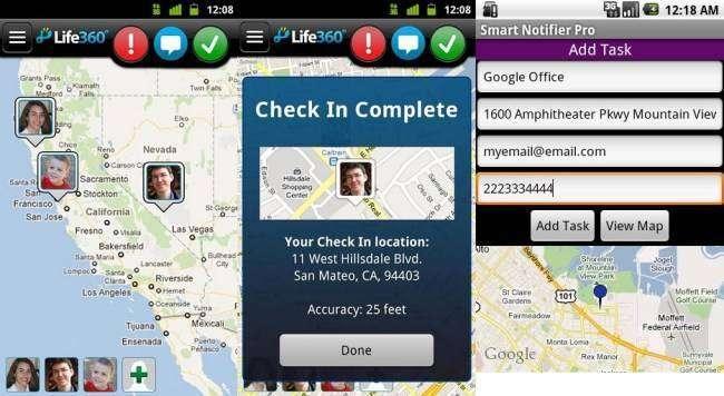 GPS Tracking, Family Locator, GPS Tracker