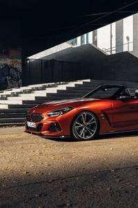1080x1920 AC Schnitzer BMW Z4 ACS4