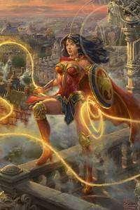1080x1920 Wonder Woman London