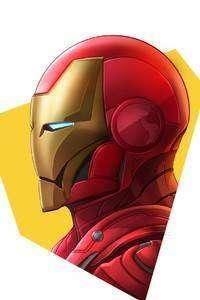 1080x1920 Iron Man4kminimal