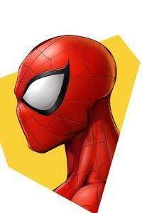 1080x1920 Spiderman 4kminimal