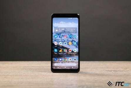 Обзор смартфона Google Pixel 2 XL
